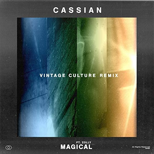 Cassian, ZOLLY & Vintage Culture