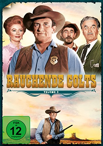 Rauchende Colts - Volume 5 [6 DVDs]