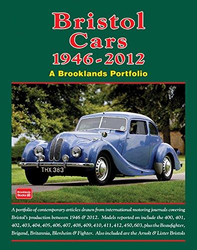 Bristol Cars 1946-2012