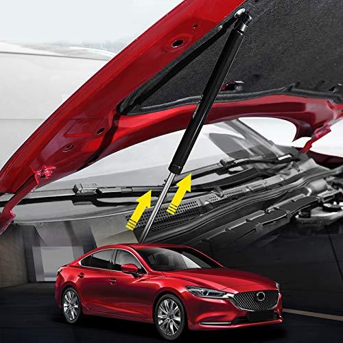 HIGH FLYING für Mazda6 2015-2018 Motorhauben Gasfeder Schwarz