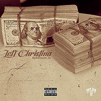 Left Christina