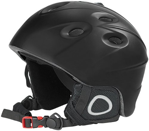 Speeron Skihelm: Hochwertiger Ski-, Skate- & Snowboard-Helm, Größe L (Fahrradhelm mit Ohrenschutz)