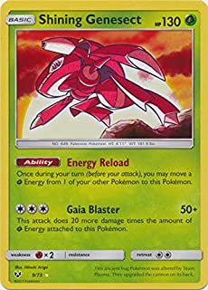 Best shining genesect card Reviews