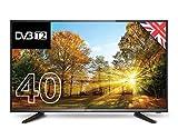 CELLO C40227T2 de 40 Pulgadas Full HD Led TV - Negro