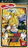 Infogrames Dragon Ball Z: Shin Budokai 2, PSP