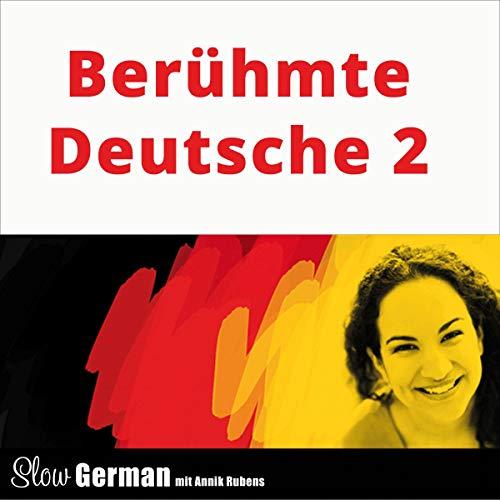 Berühmte Deutsche 2 Titelbild