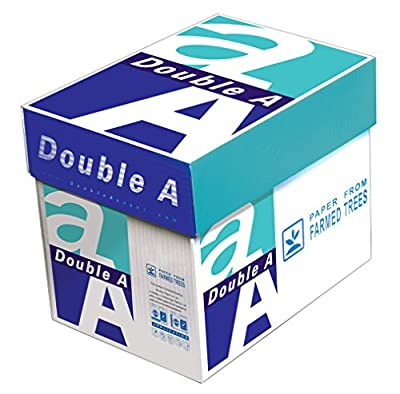 Double A Copy Paper, 8.5x11 Inches Letter Size, 22 Pound, 94 Bright White