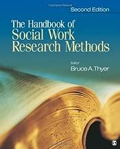 The handbook من العمل الاجتماعية Research طرق