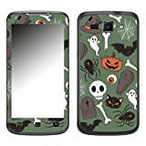 DISAGU SF-106439_1211 Design Folie für Huawei Ascend Y540 - Motiv Halloweenmuster 03