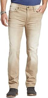 Men's Big & Tall Slim Straight Fit with Total Flex Jeans -