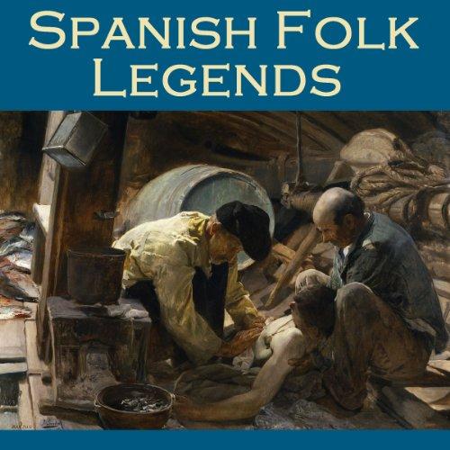 Spanish Folk Legends cover art