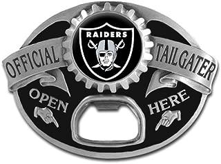 raiders belt buckle