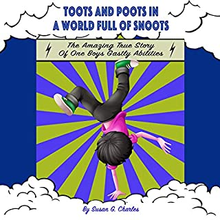 Toots and Poots in a World Full of Snoots audiobook cover art