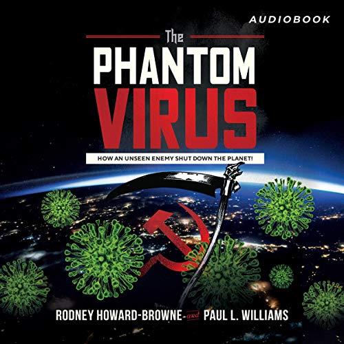 The Phantom Virus  By  cover art