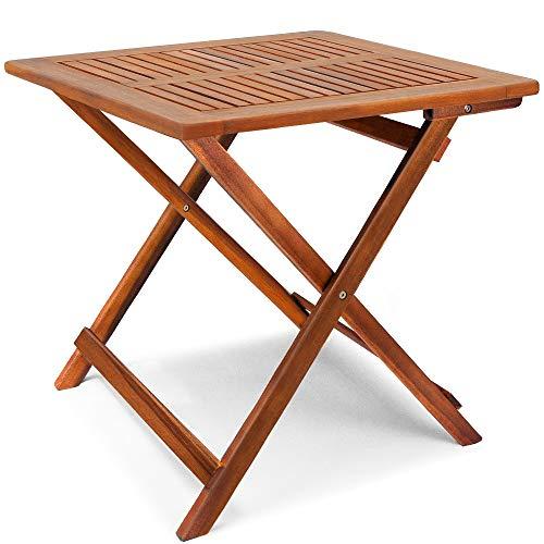 Cucunu Adirondack Folding Side Table