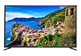 Sceptre 50' 4K UHD Ultra Slim LED TV 3840x2160 MEMC 120, Metal Black 2019 (U518CV-UMS)