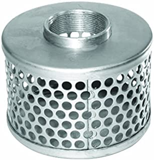 suction strainers for hydraulic pumps