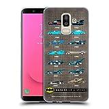 Head Case Designs sous Licence Officielle Batman DC Comics Évolution Histoire de la Batmobile Coque...