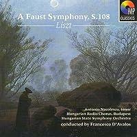 Faust Symphony: D'avalos / Hungarian National.so
