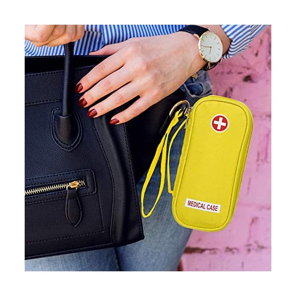 buy  EpiPen Carrying Medical Case – Yellow ... Diabetes Care