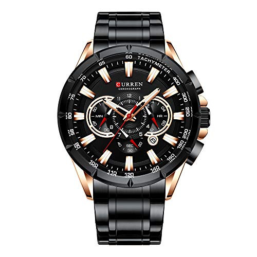 Curren - Herren -Armbanduhr- XVZ0333089368481OX