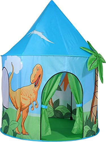 Spirit of Air Kids Kingdom Pop Up Dinosaur Play Tent