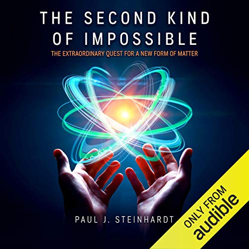 The Second Kind of Impossible audiobook cover art