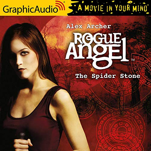 The Spider Stone [Dramatized Adaptation]  By  cover art