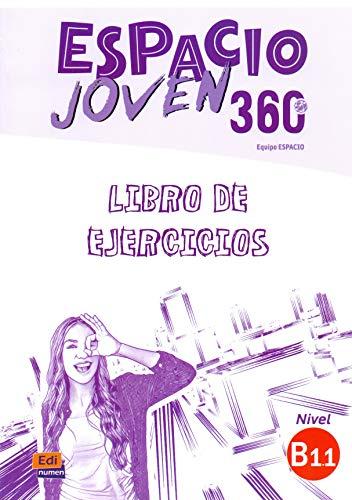 Espacio joven 360 B1.1 libro de ejercicios