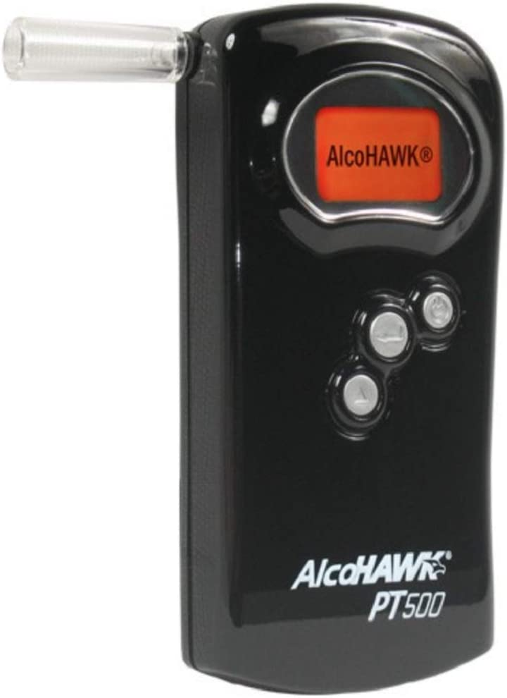 AlcoHawk PT500 High quality new Professional Breathalyzer Kit T Ranking TOP3 Screening Alcohol