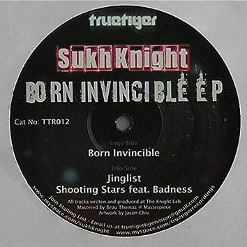 Born Invincible EP