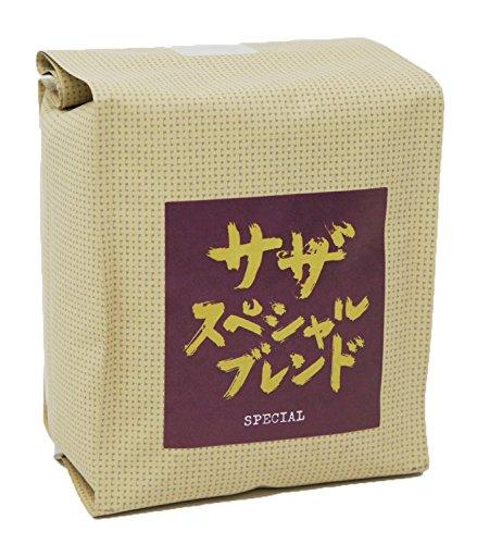 サザコーヒー レギュラーコーヒー サザスペシャルブレンド 豆 200g