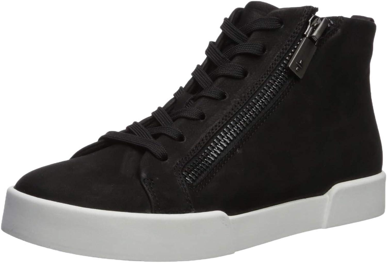 Kenneth Cole New York Womens Tyler Midtop Zip Sneaker Sneaker