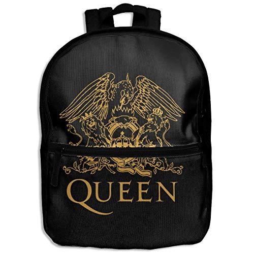 Mochila niños Queen – Banda rock escuela senderismo