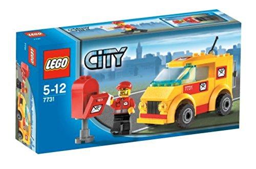 LEGO City 7731 - Postauto
