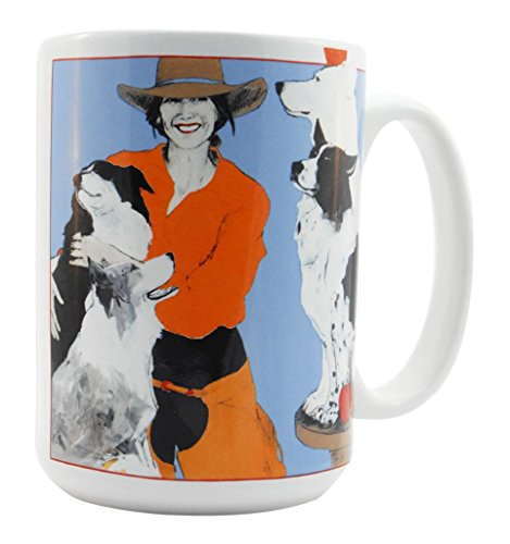 Elizabethan Productions DHSM - 003 All My Good Dogs Mug