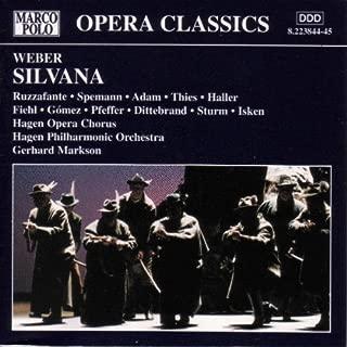 Silvana: Act II: Hier ist ein Brief