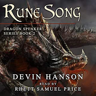 Rune Song  cover art