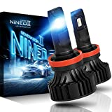 NINEO H11 H8 H9 LED Headlight Bulbs | CREE Chips...
