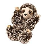 Douglas Chaz Sloth Handful Plush Stuffed Animal