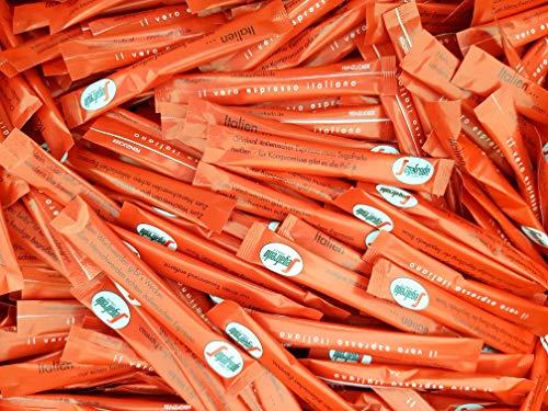 Segafredo Zuckersticks, Zucker Sticks, weißer Zucker perfekt zu Segafredo Extra Strong 1000 Stück je 4 g