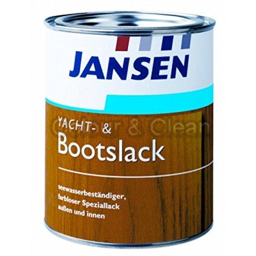 JANSEN Yacht- und Bootslack 375ml