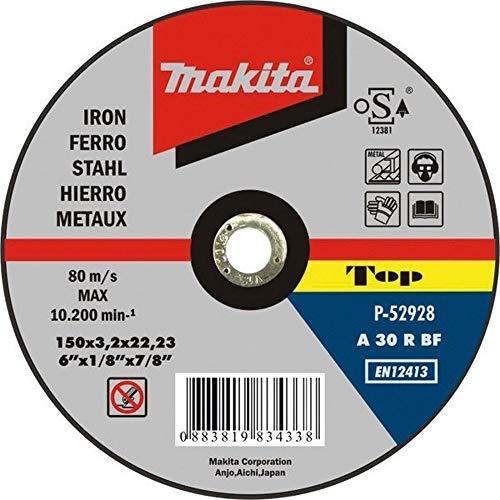 Makita p-52174–Disco di taglio metallo 115mm