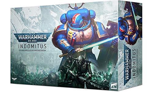 Warhammer 40,000 Games Workshop Indomitus (Italiano)