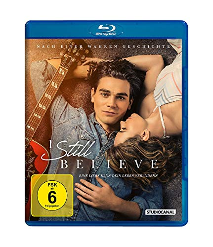 I Still Believe [Blu-ray]