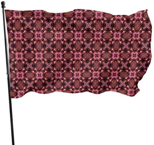 Decorazioni per il giardino Bandiere/Bandiera, Material Designer The End of Wen Mode Decoration Flags Outside Decorative Flags 3x5 Feet Vibrant Colors Quality Polyester and Brass Grommets