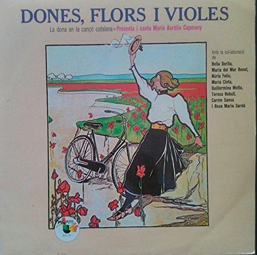DONES, FLORS I VIOLES