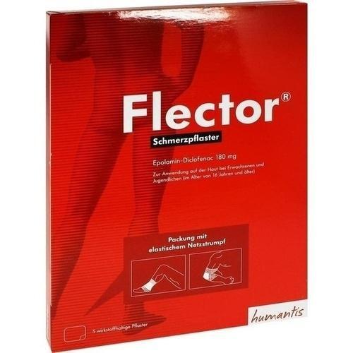 FLECTOR SCHMERZPFLASTER 5St Pflaster PZN:1895329