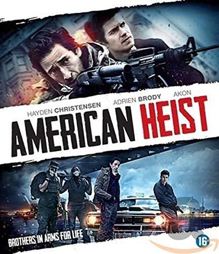 BLU-RAY - American Heist (1 Blu-ray)