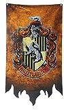 Gryffindor banner Hufflepuff flag Ravenclaw bandera Slytherin party Hogwarts fiesta